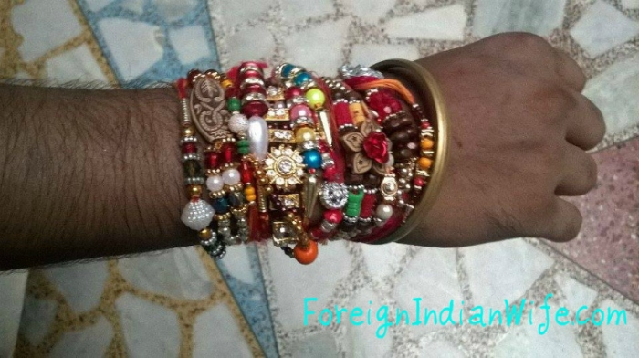 My First Raksha Bandhan