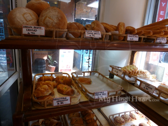 bakery bread nepal