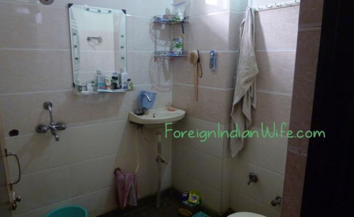 Interior Indian Bathroom our indian bathroom the foreign wife bathroom