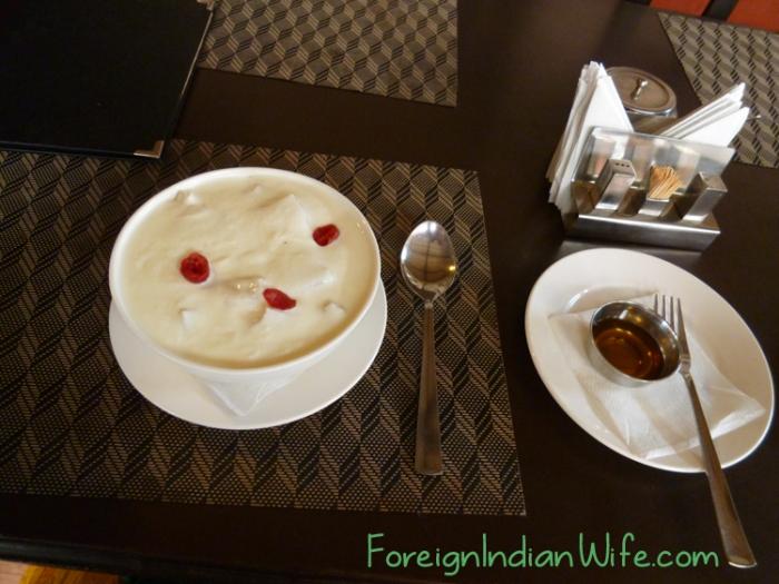 fren kitchen yogurt granola breakfast