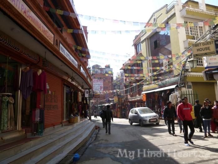 Returning to NepalAlone
